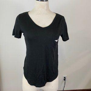 Hollister black california t-shirt